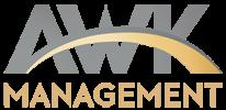 µMedia Logodesign für die Versicherungsagentur AWK Management